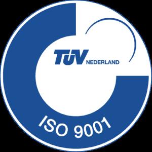 ISO 9001 certificaat Sierra Instruments