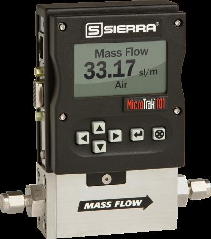 MicroTak 101 series Massa Flowmeter Mass Flow Controller